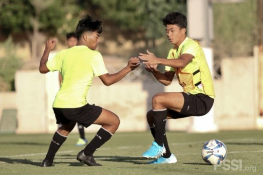 Meski kelelahan, timnas U-16 siap hadapi UAE