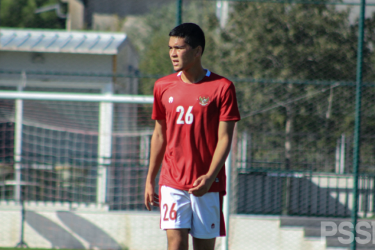 Kelana dan Luah terus beradaptasi dengan permainan cepat timnas U-19