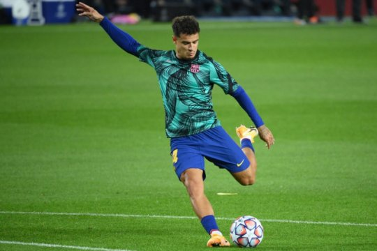 Coutinho dan Griezmann rundingkan kontrak dengan bayaran terpangkas