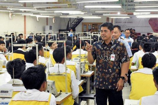 Kemenperin fasilitasi industri dan sekolah vokasi hasilkan SDM mumpuni