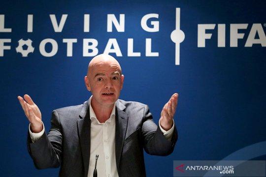 Maaf klub elite Eropa, FIFA tak tertarik Liga Super Eropa
