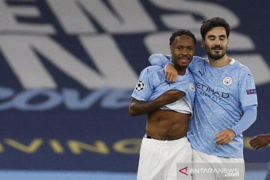 "Gundogan akui Manchester City alami ""masa sulit"" meski kalahkan Porto"