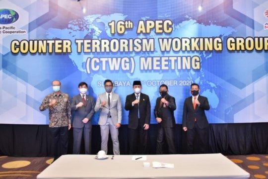 BNPT: Negara APEC tetap perlu antisipasi ancaman teroris masa pandemi