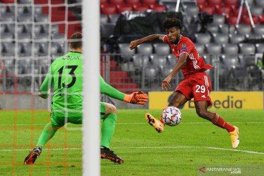 Liga Champions: Bayern Munich pesta gol 4-0