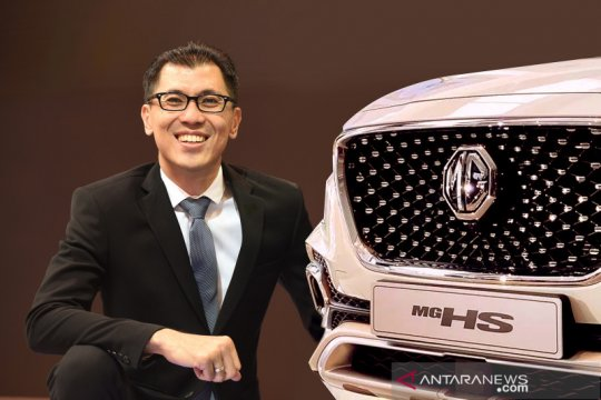 MG Motor Indonesia tunjuk General Director baru