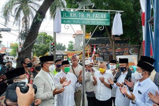 Nama jalan di Bogor diganti pada Hari Santri Nasional