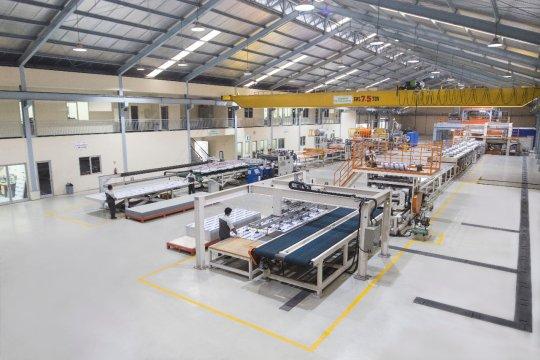Produsen bahan bangunan IMPC raup laba Rp57 miliar di kuartal III