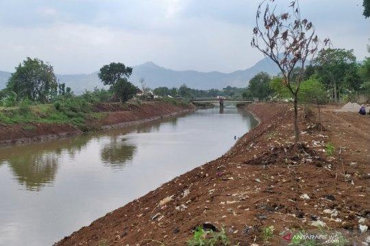 Atasi banjir, Sektor 6 Citarum angkut 850 ribu meter kubik sedimentasi