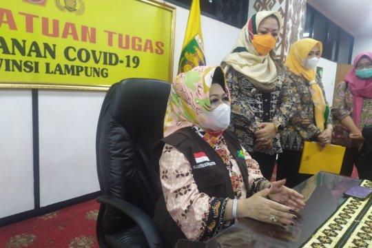 Dinkes nyatakan telah terjadi klaster demo di Lampung