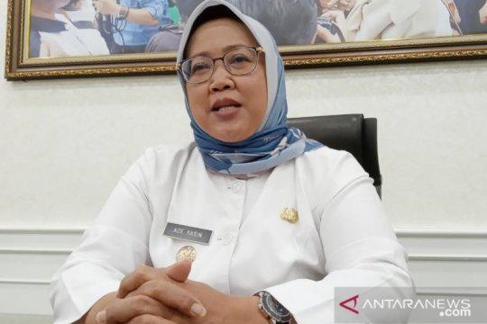 Bupati Bogor minta pengunjung pasar dan mall tetap terapkan 3M