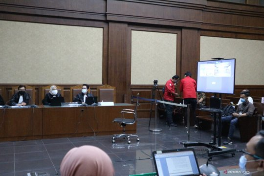 Eks Sekretaris MA Nurhadi sebut seluruh dakwaan tidak benar