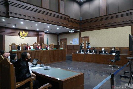 Jaksa ungkap penggunaan suap eks Sekretaris MA Nurhadi dan menantunya