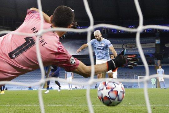 Liga Champions:  Manchester City kalahkan  Porto 3-1