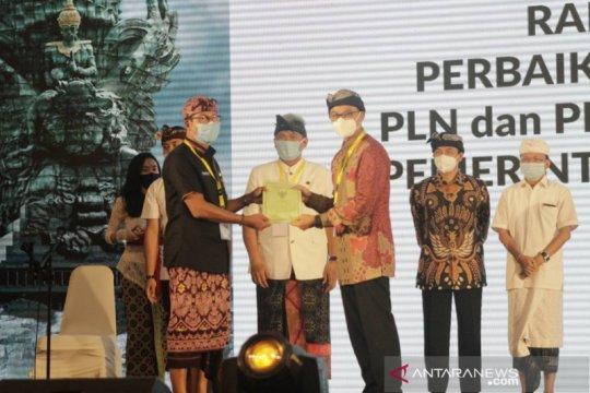 Sinergi PLN-KPK amankan 6.500 aset negara di Bali