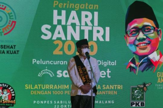 Platform digital karya santri diluncurkan di Kota Malang