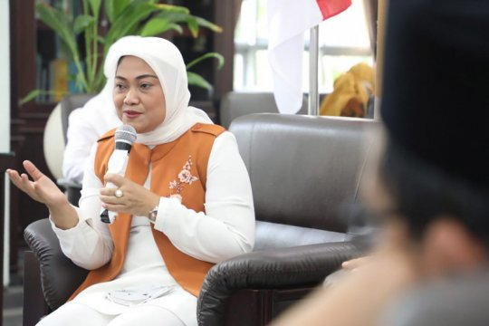 Kemnaker mulai bahas rumusan RPP turunan UU Cipta Kerja