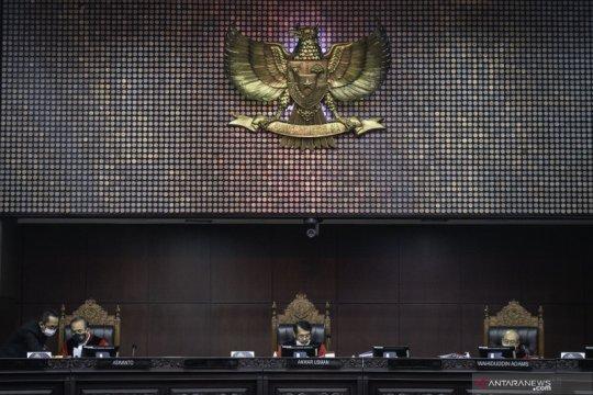 Advokat gugat revisi UU MK karena ingin jadi hakim konstitusi