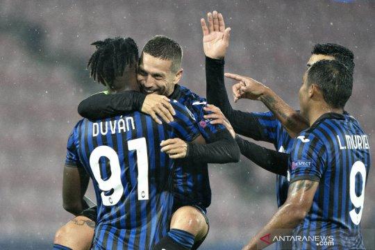 Liga Champions: Atalanta kalahkan FC Midtjylland 4-0