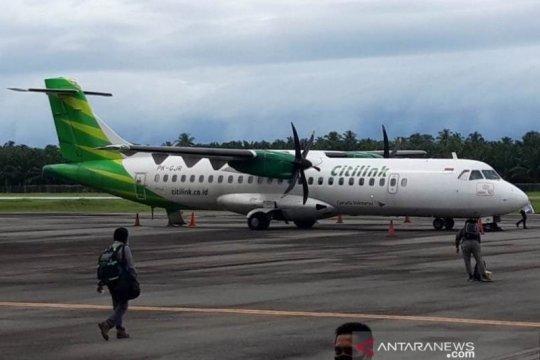 Citilink buka rute Makassar-Raha, dongkrak pariwisata daerah