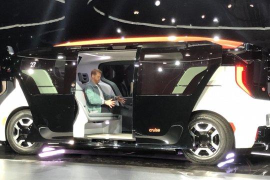 GM Cruise tunggu izin pemerintah untuk mobil tanpa pedal dan setir