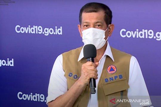 BNPB: Hindari kerumuman saat libur panjang