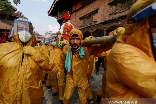 Nepal setujui penggunaan darurat vaksin COVID AstraZeneca