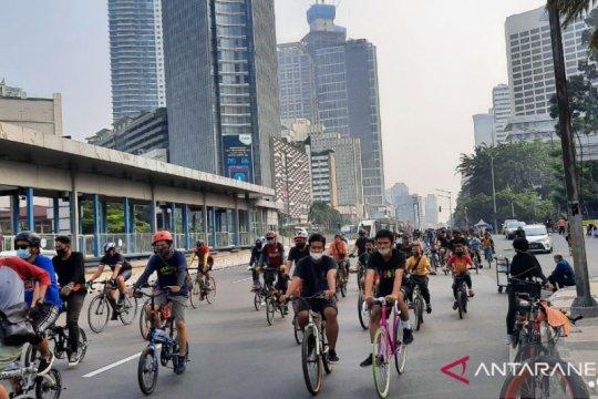 Wagub DKI minta masyarakat Siskamling antisipasi maraknya begal sepeda
