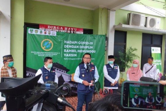 Jawa Barat siap menerima penyuntikan vaksin COVID-19