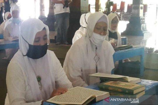Peringati Hari Santri, di Temanggung-Jateng digelar semaan Al Quran