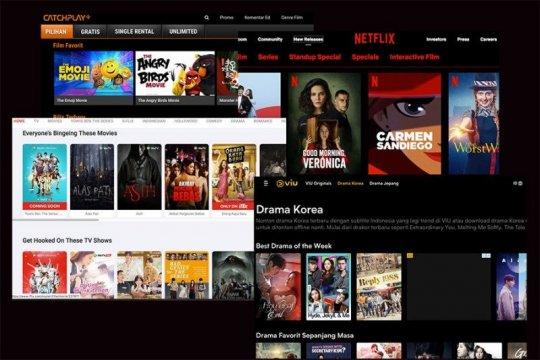 Isi liburan nonton film, bandingkan tarif langganan platform streaming