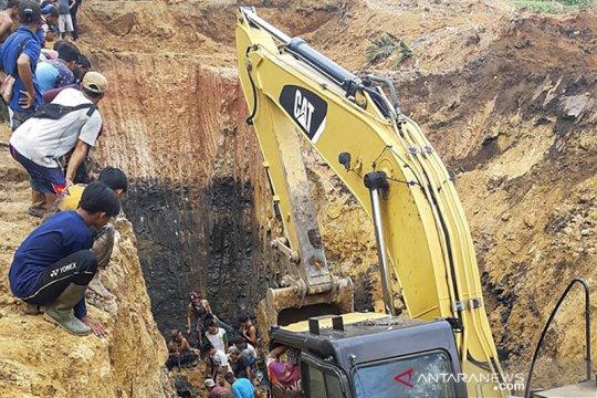 BNPB: 11 orang meninggal akibat longsor di Muara Enim