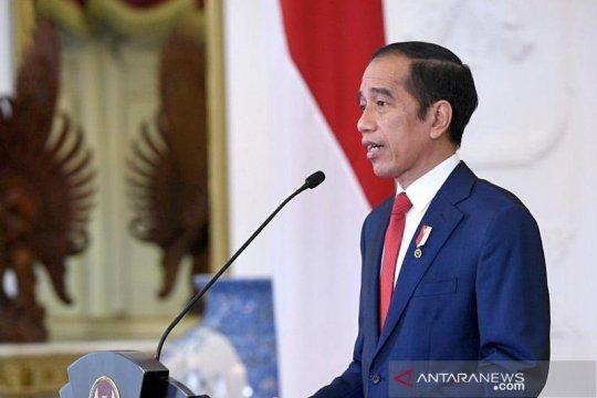 Presiden Jokowi ingatkan kepala daerah soal risiko krisis pangan