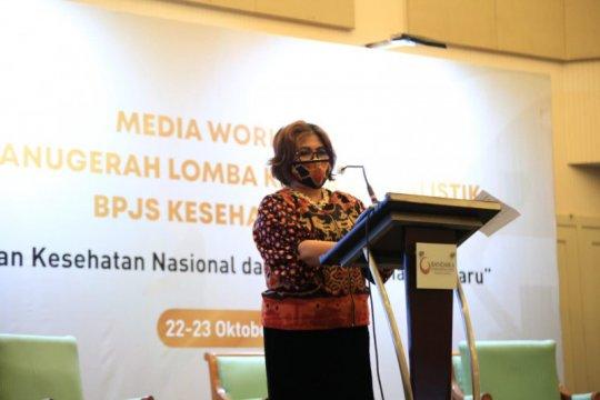 BPJS Kesehatan anugerahkan penghargaan bagi 15 jurnalis terbaik