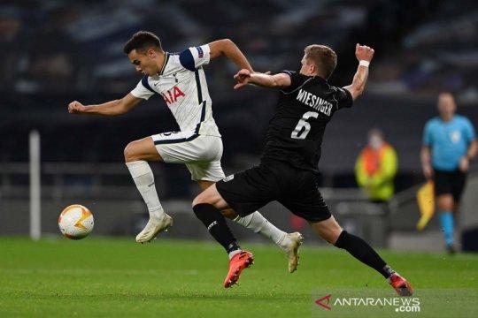 Vinicius bisa lebih dari sekadar pelapis Kane, kata Mourinho