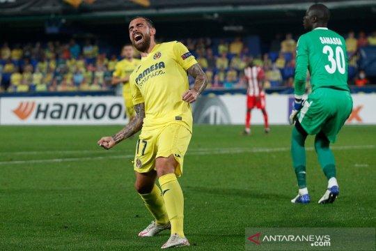 Villarreal atasi Sivasspor dalam laga yang diwarnai hujan delapan gol