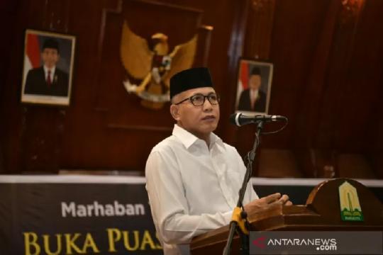 Pelantikan Gubernur Aceh definitif masih tunggu jadwal Mendagri