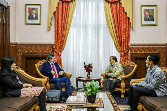 KBRI Moskow gelar pertemuan diplomat muda