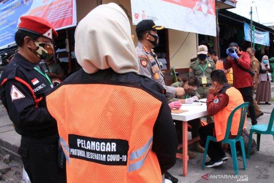 68 warga Palangka Raya meninggal usai terpapar COVID-19