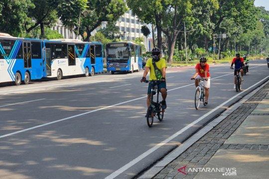 Waspadai intaian jambret pesepeda di ibu kota