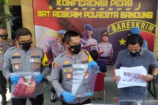Polisi: Selain membunuh, pelaku bawa kabur harta ibu hamil di Bandung