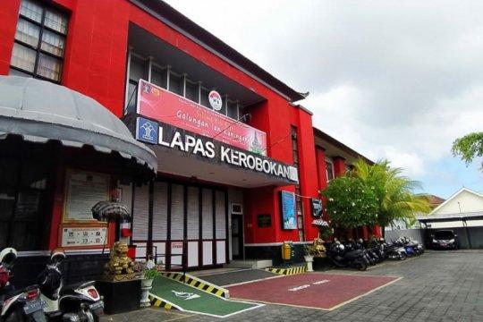 31 warga binaan di Lapas Kerobokan-Bali terkonfirmasi positif COVID-19