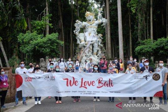 RoundUp - Bali, libur panjang dan klaster pariwisata