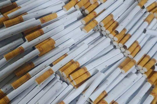 Bea Cukai Malang amankan 725 ribu batang rokok ilegal