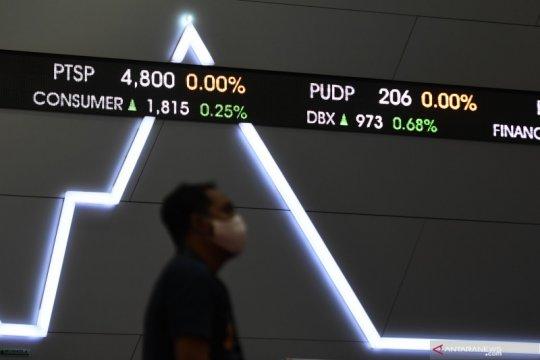 IHSG Selasa menguat jelang rilis data inflasi November
