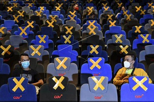 Di Malang, Pemkot belum beri izin bioskop beroperasi