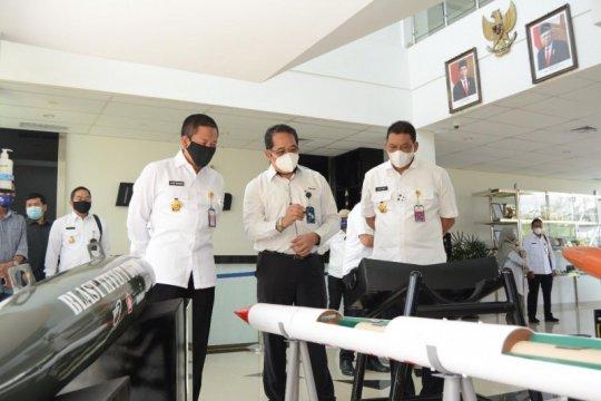 Kembangkan propelan, Dahana siap tunjang industri pertahanan nasional