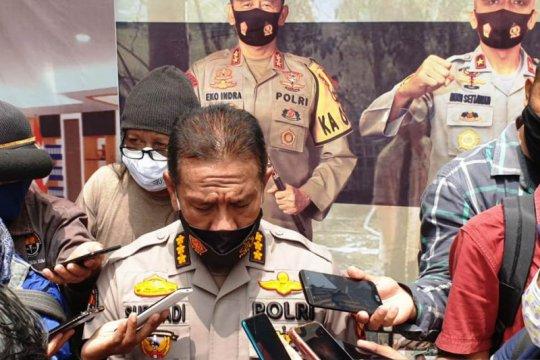 Polda Sumsel tetapkan tiga tersangka tambang ilegal Muara Enim