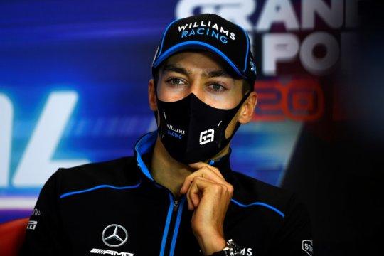 Bursa transfer memanas, Russell yakin bertahan di Williams tahun depan