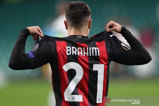 Liga Europa : AC Milan menang atas Celtic, perpanjang rekor tak terkalahkan 21 laga