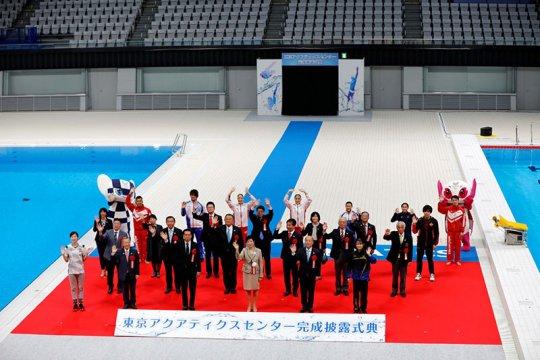 Kualifikasi Olimpiade selam digelar di Tokyo